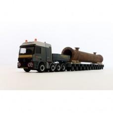 C041 - Mercedes Actros semi-trailer 1:87