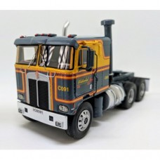 C091 Kenworth K100 1:50 METAL